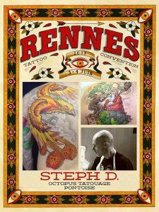 Rennes tattoo convention